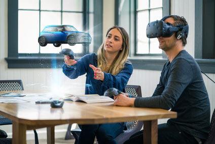 AR/VR in der Automobilindustrie