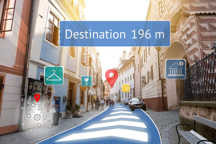 Einsatzmöglichkeiten von Augmented Reality: AR Speisekarten und Indoor Navigation