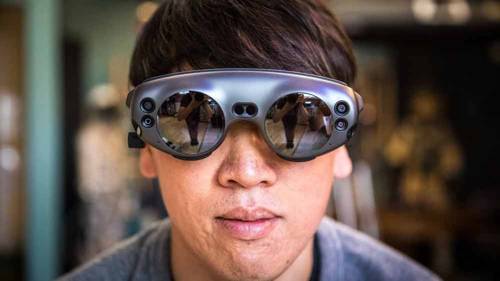 Testberichte AR Brille Magic Leap