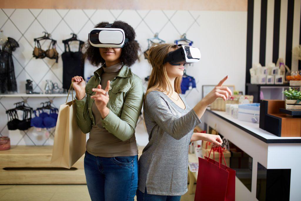 Virtual Reality VR E-Commerce
