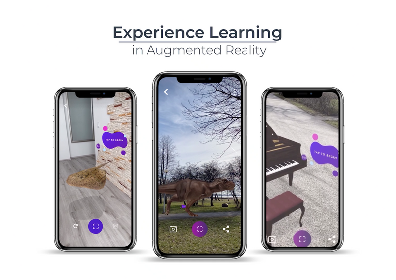 Experience Learning in Augmented Reality