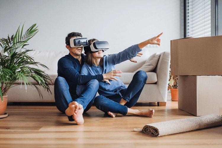 Virtual Reality in der Immobilienbranche